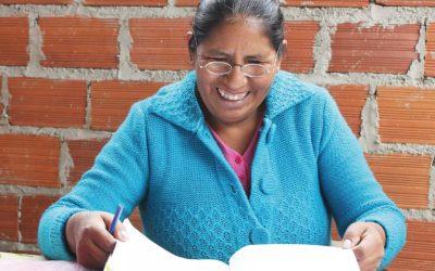 Viviana aus Bolivien