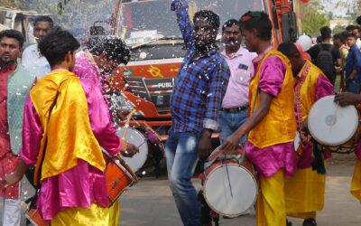 Spotlight Indien